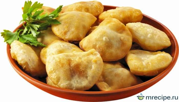 Пельмени картофельные