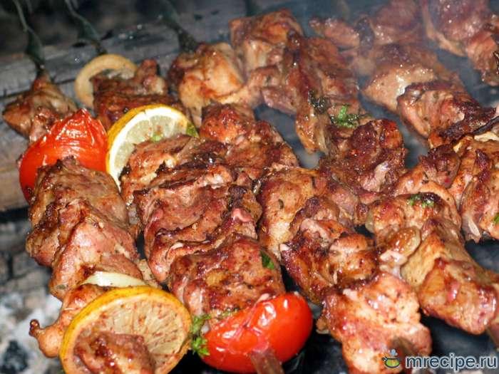 Шашлык по-азербайджански