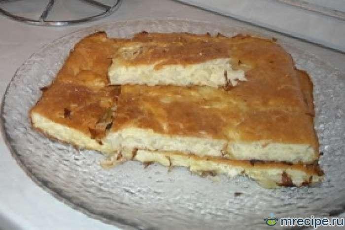 Пирог фирменный