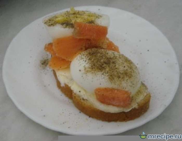 Простой бутерброд
